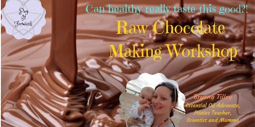 Raw Chocolate Making DIY Workshop