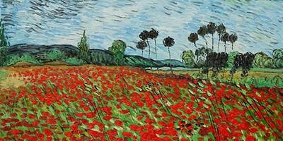 Paint Poppies! Afternoon