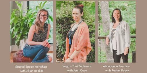 Sacred Flow: A Wellness Day Retreat