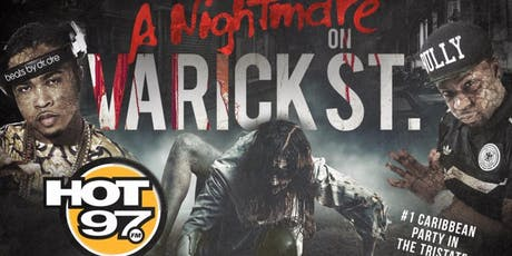 Hot 97 Nightmare on Varick Street Halloween Party @ SOB's tickets