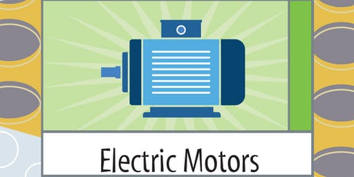 IHMC Science Saturday - Electric Motors, 9am - grades 3 and 4 ONLY