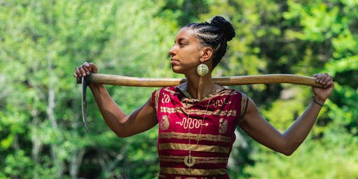Leah Penniman Presents Farming While Black: African Diasporic Wisdom for Farming and Food Justice
