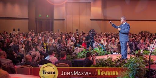 Live2Lead John Maxwell Simulcast Evevt