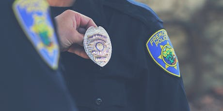 Fremont PD Police Officer Applicant Orientation tickets