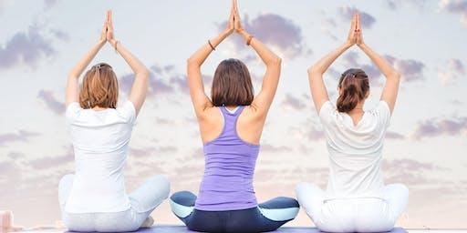 Kegels, Yoga & You Class