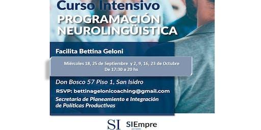 Curso de Programación Neuro Lingüística