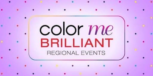 Color Me Brilliant November Event - Rogers, MN