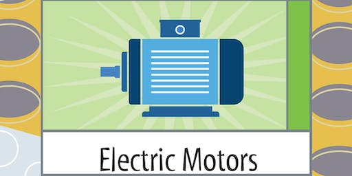 IHMC Science Saturday - Electric Motors, 11 am - grades 5 and 6 ONLY
