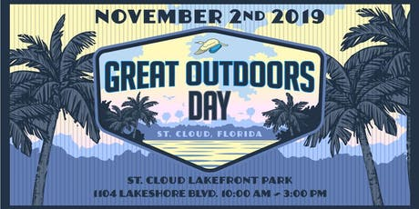 Great Outdoors Day tickets