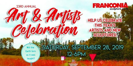 Art & Artists Celebration tickets