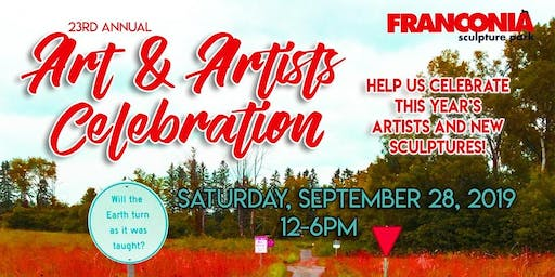 Art & Artists Celebration