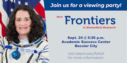 NASA Astronaut Viewing Party-New Frontiers In Biomedical Research