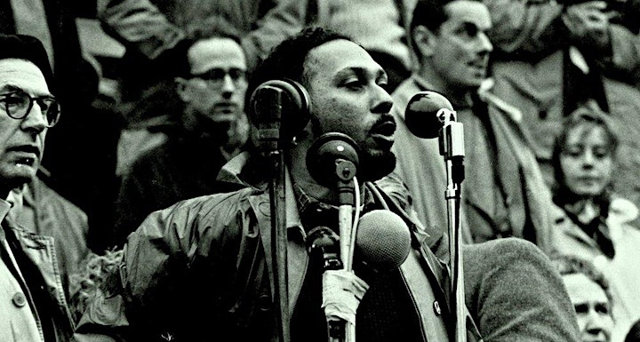 BLACK HISTORY MONTH screening of THE STUART HALL PROJECT with Discussion image