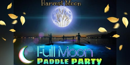 Full Havest Moon Paddle and Party