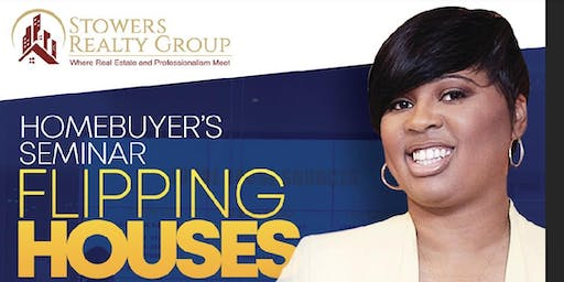 Flipping Houses: Homebuyer Seminar