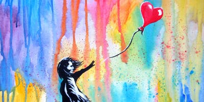 Paint Street Art Afternoon!