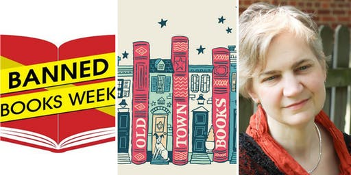 Banned Books Week Reading with Katherine E. Young