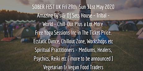 Ecstatic Dance & Conscious Clubbing Sober Dance Rave Music@ #SoberFest 2020 tickets