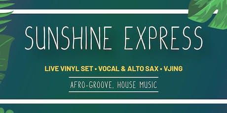 Sunshine Express #2  billets