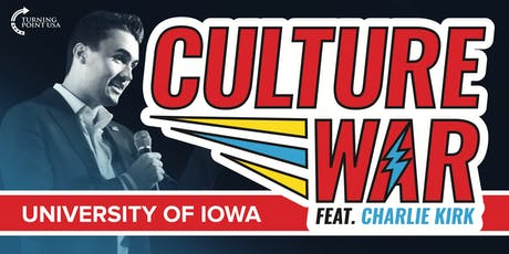 Culture War at University of Iowa tickets
