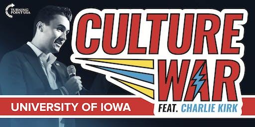 Culture War at University of Iowa
