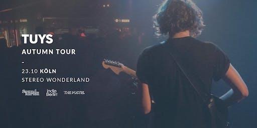 TUYS w/ denial | Köln - Stereo Wonderland