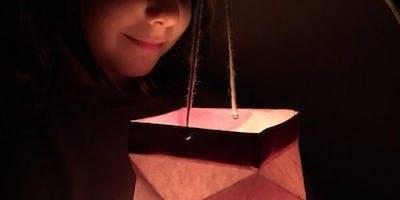 Laboratorio di preparazione delle lanterne