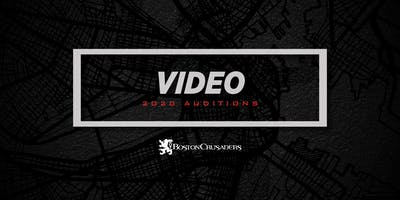 2020 Auditions - Video (Brass, Percussion, and Color Guard)