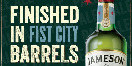 Jameson Caskmates Chicago Edition Launch & ½ way to St. Patrick's Day Party