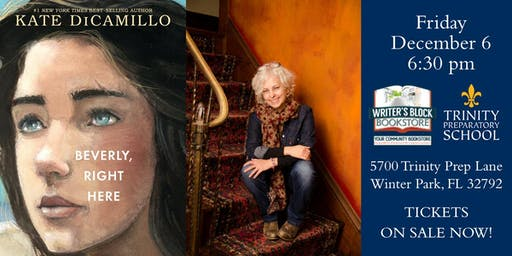 Kate DiCamillo Book Signing