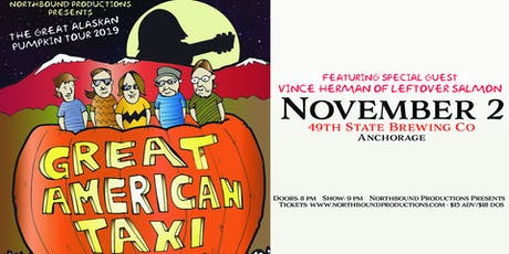 GREAT AMERICAN TAXI Featuring Vince Herman tickets