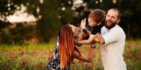 L'importanza del ruolo di Padre e Madre oggi con Annamaria Zuccherato biglietti