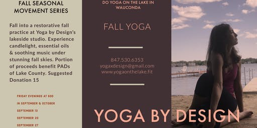 Fall Yoga: A Seasonal Movement Series