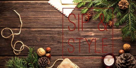 Sip & Style   HARVEST + CHRISTMAS tickets