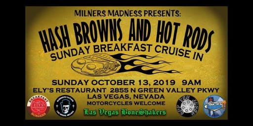 Hash Browns and Hot Rods