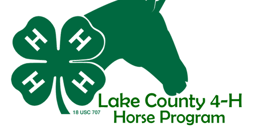 2019 Lake County 4-H Learn and Show Horse Clinic