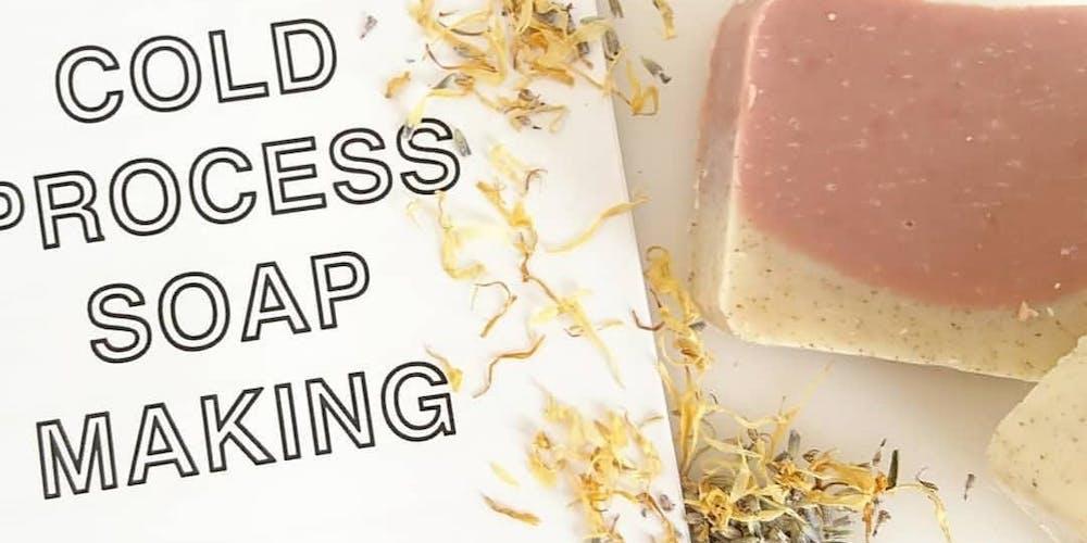 Cold Process Soap Workshop