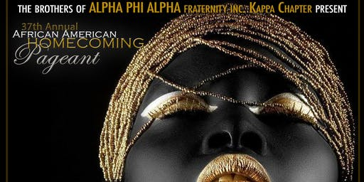 37th Annual African American Homecoming Pageant