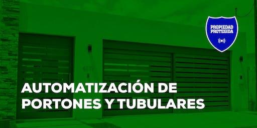 Capacitación de Automatización y Tubulares