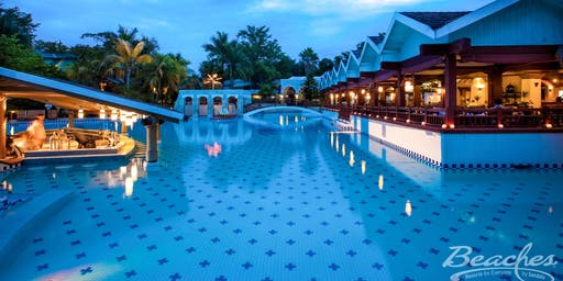 Caribbean Night - Sandals Booking Event