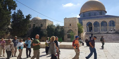 The Footsteps of Jesus Experience tickets