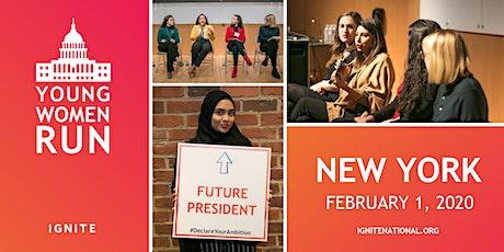 Young Women Run New York tickets