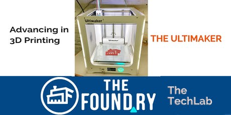 Advancing in 3D printing - TechLab session for new and potential members tickets