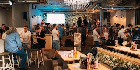 BOOM: After-Work & Networking mit Impulsvortrag tickets