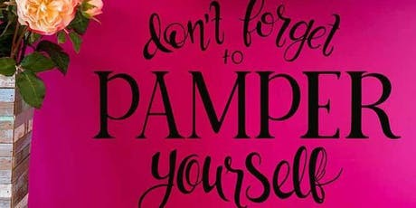 """PAMPERANZA  -  (The """" All About You""""  PAMPERING EXTRAVAGANZA) tickets"""