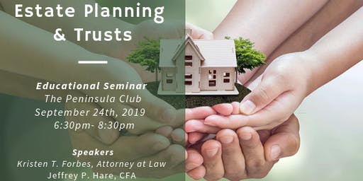 Estate Planning & Trusts