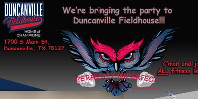 Cardio Kickoff at Duncanville Fieldhouse!