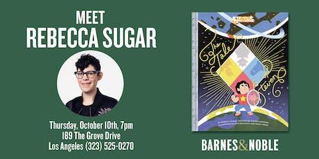 Meet Rebecca Sugar at Barnes & Noble The Grove tickets