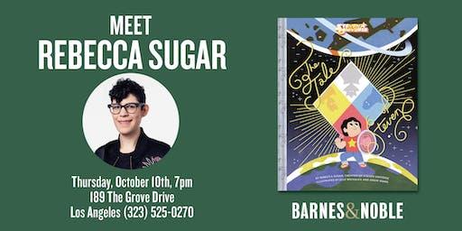 Meet Rebecca Sugar at Barnes & Noble The Grove