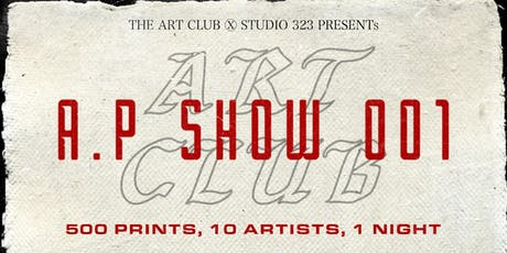 Art Club A.P Show 001 tickets